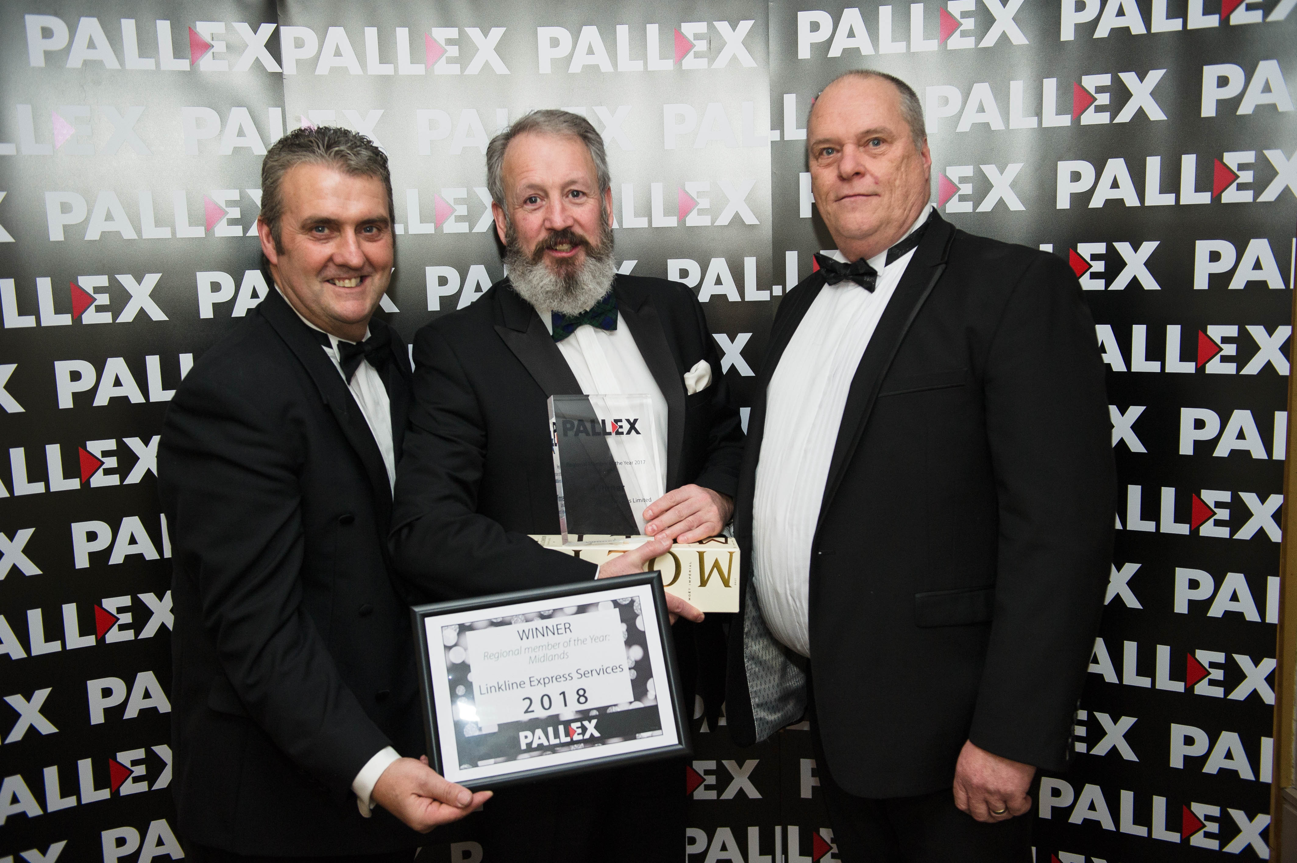 Pallex conference dinner dance